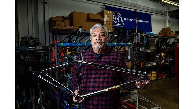 Gary Turner returns to help recreate the 1979 26-inch BMX Cruiser frameset.