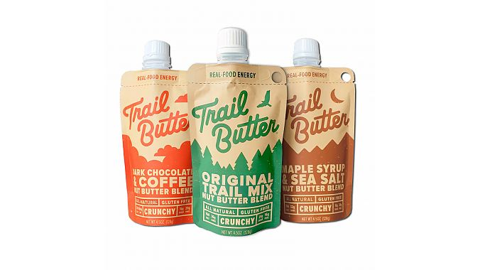 Trail Butter in 4.5-ounce packs.