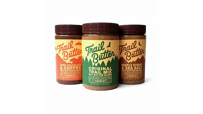 Trail Butter in 16-ounce jars.