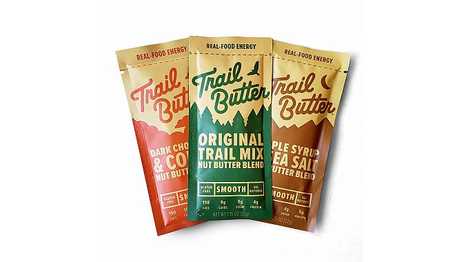 Trail Butter in single-serve 1.15-ounce packs.