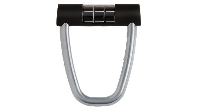 The Ellipse smart bike lock.