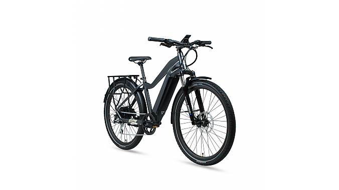 The 2020 Aventon Level Class 3 e-bike.