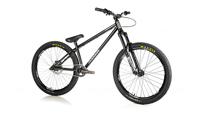 The REEB Destroyer Dirt Jumper.