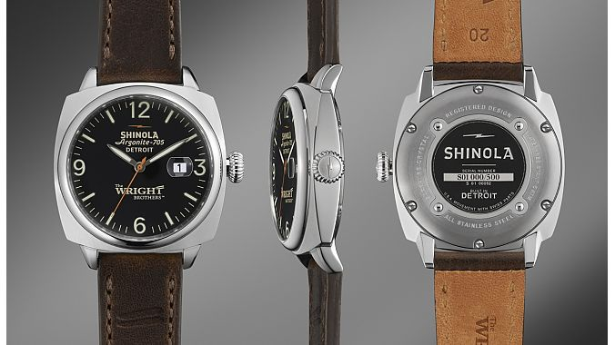 The Wright Brothers watch