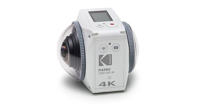 The Kodak 4k 360.
