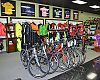 Cycle Center carries Specialized, Cannondale, Haro, Pinarello and Fuji and caters to a wide customer base from families to the triathlon racer. A recent remodel opened up the service area and a fresh paint job modernized the shop's interior.