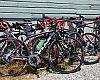 We rode Fuji Sportif road bikes courtesy of tour sponsor ASI.