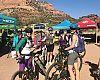 Women traveled from as far away as Alaska and Atlanta to attend Roam Bike Fest.