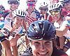 A selfie from the women's ride at Mike's Bikes in Los Gatos, California.