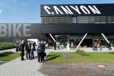 The Canyon headquarters in Koblenz, Germany.