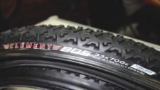 The new BOS tread is for Boston-style mud.