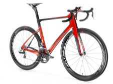 The Factor Vis Vires road bike was a gold medal winner
