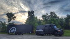 Assos' mobile showroom will attend the camp.