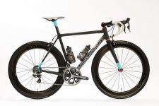 The Argonaut Di2 Roadbike.
