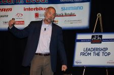 Chris Warner spoke at the IBD Summit and the BLC this week.