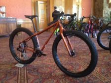 The Deadwood 29-plus off-road touring and bike packing model