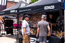 Enve launched the wheels in Kansas on Friday.