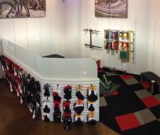 Rock N Road's new Body Geometry Fit studio in Irvine, California, was completed in January.