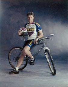 Ketterer on Team DBR in 1992.