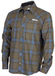 Club Ride's NICA Men's Jack Flannel