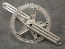 A prototype of the crank