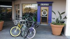 Pedego Irvine opened in mid-December.