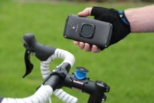 The Quad Lock Universal bike mount.