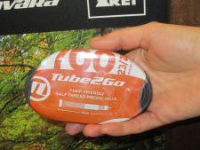 REI's new tube packaging