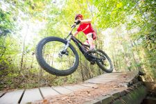 The U.S. National Whitewater Center has more than 25 miles of trails for CycloFest attendees to demo bikes.