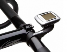The SRAM QuickView computer mount