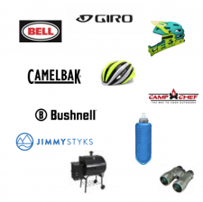 Vista Outdoor's Outdoor Products segment includes Bell and Giro.