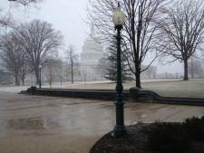 """Snowmageddon"" quickly turned to ""Nomageddon"" in D.C."