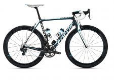 The Focus Ag2R team bike.