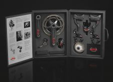 The Campagnolo 80th anniversary group