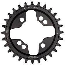 Wolf Tooth's new 64 BCD universal chainring.
