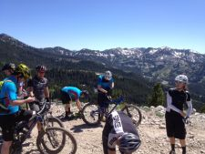 Enve Composites hosted a Wasatch Crest ride to close out PressCamp.