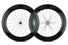 Aero 80 road wheels will come in both rim- and disc-brake versions. MSRP: $2,099.