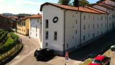 The Assos headquarters in San Pietro di Stabio, Switzerland