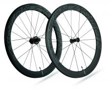 The Easton EC90 Aero55 clincher wheelset