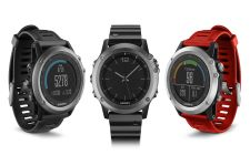 The Fenix 3 is a new GPS-enabled training watch from Garmin.