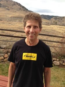 Hugh Walton at home in Boulder Thursday. Photo: Ray Keener