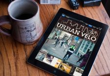 Urban Velo on iPad