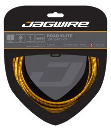 Jagwire's new packaging, new logo and new Elite Link cable system