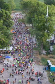 RAGBRAI photo courtesy of Des Moines Register