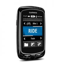 The Garmin Edge 810