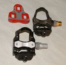 The Sampson Stratics FS pedals are adjustable in many directions