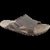 The Cushe Evo Slide Canvas sandal