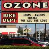 Ozone Bike Dept. closed after 23 years in business.