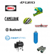 Some of Vista Outdoor's Outdoor Sports brands.