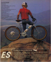 A Ross Bicycles ad from the 1980s.